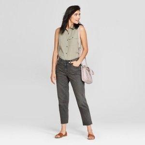 New UNIVERSAL THREAD High Rise Straight MOM Jeans